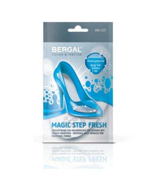 Анатомична стелка BERGAL MAGIC STEP FRESH
